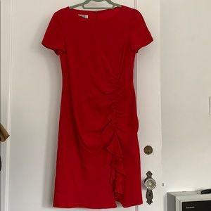 Pristine Moschino Cheap & Chic Red Dress, US 6